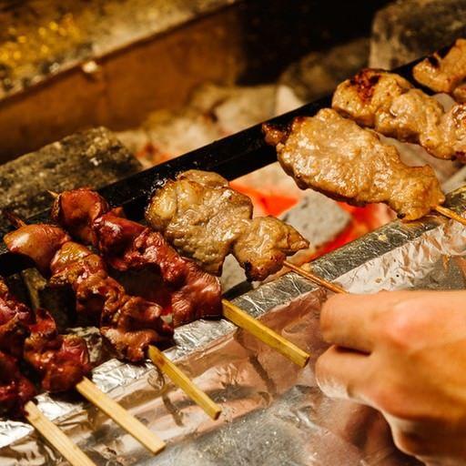 立川で焼き鳥食べるなら居酒屋「旬菜炭焼 玉河」