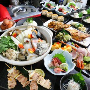 立川で忘年会をするなら【旬菜炭焼 玉河】へ!
